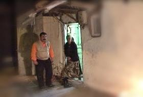 Kış Ortasında Evlerini 'Su' BASTI