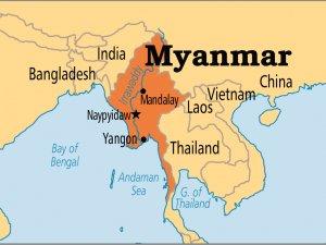 Myanmar'da 6.8'lik Depremle Sarsıldı: En Az 3 Ölü