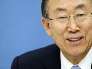 Erdoğan, Bm Genel Sekreteri Ban Ki-moon'la Görüştü