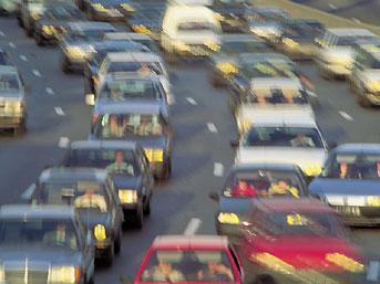 Türkiyede Otomobil Sayısı ARTIYOR