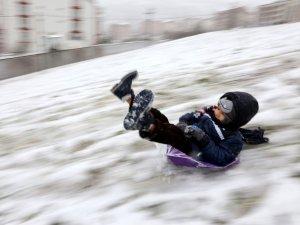 Ardahan'da Eğitime Kar Tatili