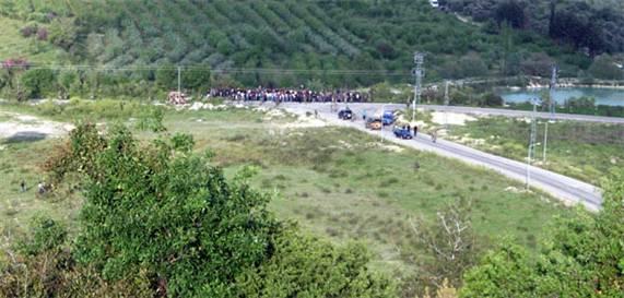 İlk Mülteciler Türkiyeye GELDİ
