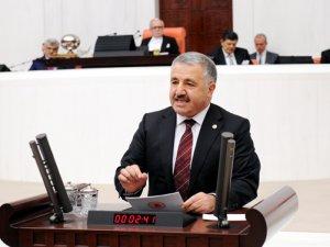 Ak Parti Kars Milletvekili Ahmet Arslan TBMM'de Konuştu