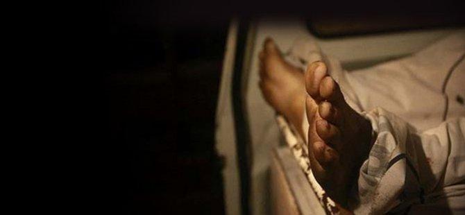 Digor'da Yanmış Kadın Cesedi Bulundu