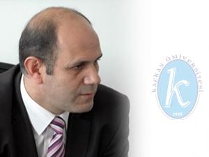 Rektör Prof. Dr. Sami Özcan'ın 19 Mayıs Mesajı