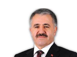 Ahmet Arslan, Bakanlık Koltuğuna Oturdu