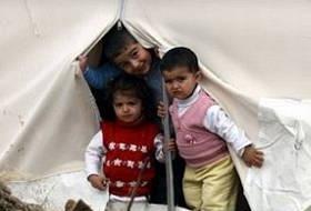Çadır Yangınında İki Çocuk ÖLDÜ