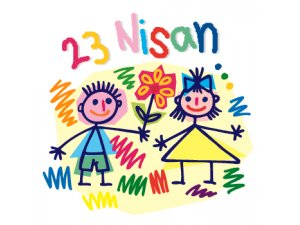 Kağızman'da 23 Nisan Kutlamaları