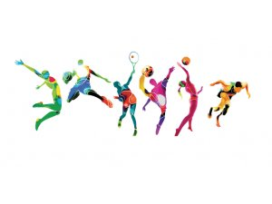 Kaü'deki Spor Şenlikleri Başladı