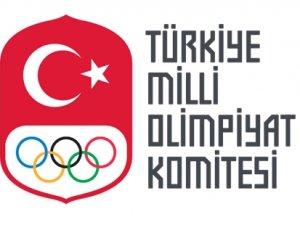 Milli Olimpiyat Komitesi'nden Karaçanta'ya Ziyaret
