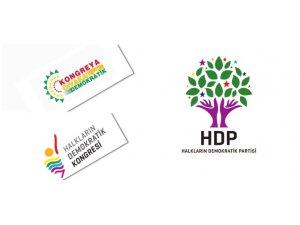 HDP/HDK Yöneticisi 16 Kişi Tutuklandı