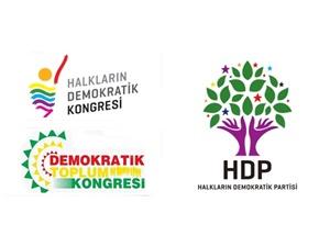 HDP, DTK ve HDK Eş Genel Başkanları Kars'a Geliyor