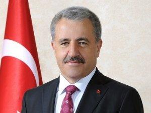 Bakan Ahmet Arslan Ağrı'da