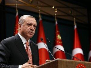 Erdoğan, 'Demokrasi Nöbeti'ne Noktayı Koydu