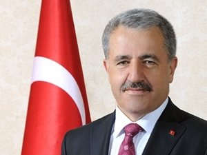 UDH Bakanı Arslan, Karslılara Teşekkür Etti