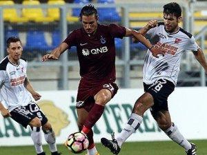 Trabzonspor İlk Hazırlık Maçını 6-1 Kazandı