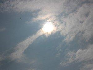 Samsun'da Termometreler 36'yı Gösterdi