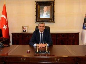 Vali Özefe, Gazetecileri Kabul Etti