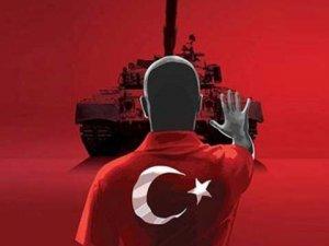 """Yenikapı'da """"Demokrasi ve Şehitler Mitingi"""""""