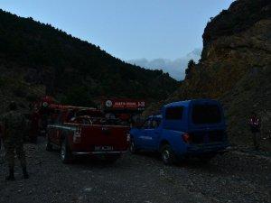 Erbaa'da Orman Yangını