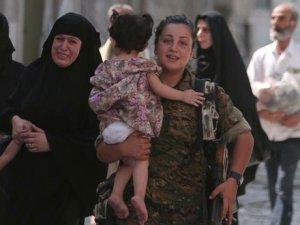 Menbic IŞİD'ten Tamamen Kurtarıldı (Video)