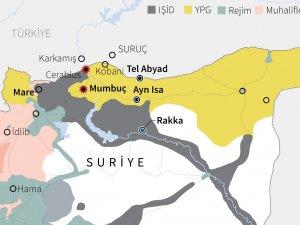 Suriye Demokratik Güçleri Fırat'ın Doğusuna Geçti