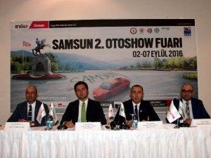 2016'nın İlk Otomotiv Fuarı Samsun'da