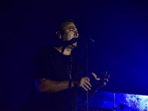 Yunanistan'ın Pop Starı Remos, Bodrum'da Konser Verdi