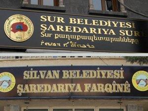 Sur ve Silvan Belediyelerine Kayyum Muamması