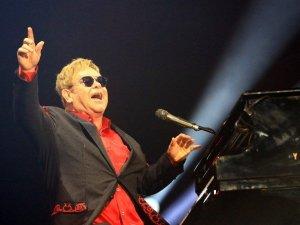 Expo 2016 Efsane İsim Elton John'u Ağırladı