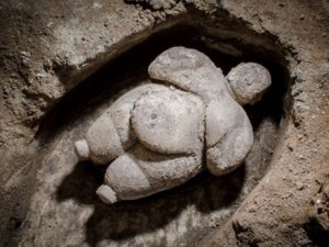 Çatalhöyük'te En Az 7500 Yıllık Heykelcik
