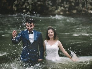 Dereler Düğün Fotoğrafı Çektirmek İsteyenlerin Uğrak Yeri Oldu