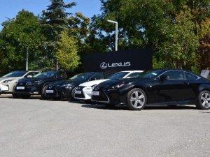 Lexus'tan Eskişehir Çıkarması