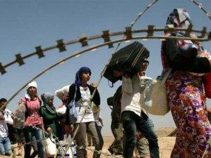 Türkiye'de 3 milyon 551 bin 78 Mülteci Var
