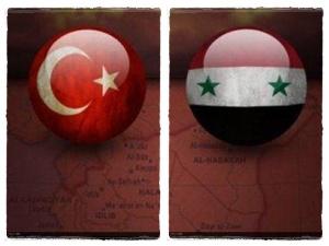 Şam'dan YPG'ye Dolaylı Destek
