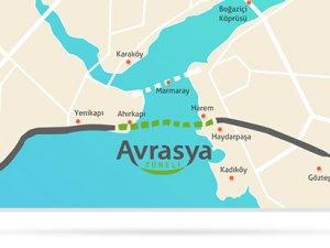 Erdoğan, Otomobille Avrasya Tüneli'nden Geçti