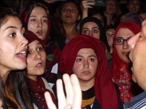 Zonguldak'ta Kadın Öğrenciler İsyanda