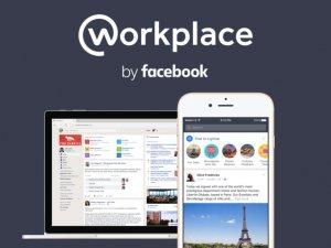 Facebook, Workplace'i Duyurdu