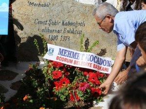 Halikarnas Balıkçısı, Bodrum'da Anıldı