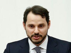 Enerji ve Tabii Kaynaklar Bakanı Berat Albayrak, Kars'ta