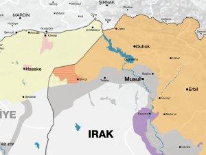 Musul'da Hava Saldırısı