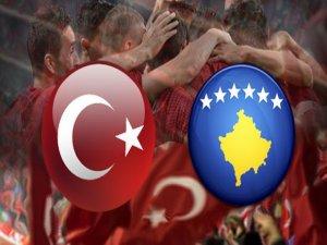 Türkiye, Kosova'yı 2-0'la Geçti