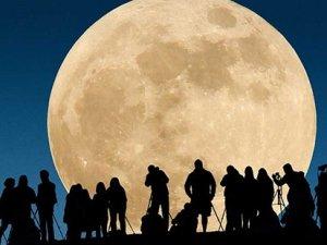 'Süper Ay Tutulması'na Hazır mısınız?