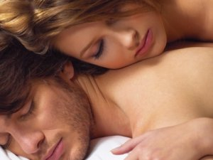 Cinsel Tatmin, Sarılma Süresi ile Doğru Orantılı