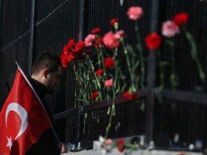 Beşiktaş'ta Saldırı Protestoları