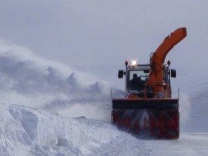 Kars'ta Karla Mücadele Devam Ediyor