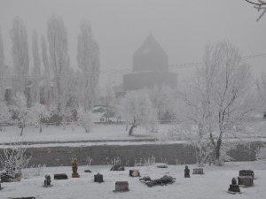 Kars'ta Sis, Soğuk Hava ve Kırağı