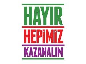 HDP'nin 'Hayır'lara Akıyoruz' Mitingi