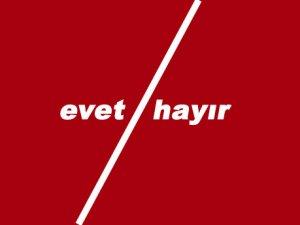 """""""Türk Tipi Başkanlık""""a EVET"""