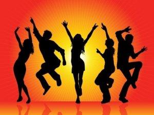 Ayvalık'ta Dünya Dans Günü Coşkusu